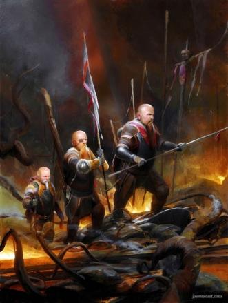 Dwarven Adventurers